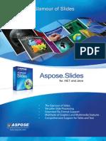 Aspose.Slides Brochure