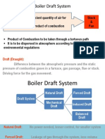 Boiler Draft System