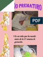 NIÑO PREMATURO