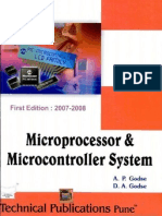 Microprocessor and Microcontroller System