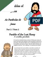 As Parábolasde Jesus 2 - The Parables of Jesus 2