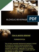 Alcholic Beverages