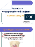 Secondary Hyperparathyroidism in CKD