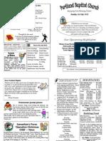 PBC Bulletin - July 1
