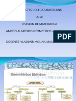 Sesion II - III Pre Icfes Pensamiento Geometrico - Metrico (CA)