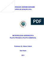 Apostila de Meteorologia Piloto Privado e Piloto Comercial 2011