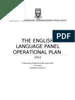 Operational Plan 2012