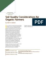 Soil Quality Final Jan 09