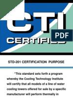 2012 Certification Speech