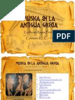 Música en la Antigua Grecia - Guillermo Reyes Fierro