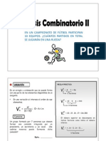 Analisis Combinatorio II