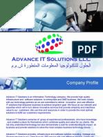 Advance IT Solutions LLC Company Profile