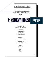 A1 Cement Industries