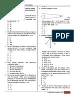Kumpulan Soal Fisika Ujian Masuk Polinema