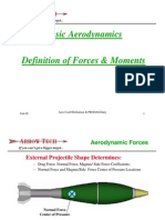Aerodynamic Forces & Moments