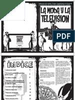 """Fanzine """"La moda y la televisión"""" - Berardo"""