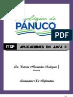 Antologia de Aplicaciones en Java II Patricia Herod