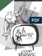 """Fanzine """"Justicia, TV, ¿Realidad?"""" - Urricelqui"""