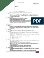 Aexio Xeus Pro 2012 Release Notes