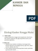 Lesi Prekanker Dan Kanker Rongga Mulut