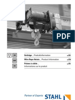 STAHL Crane Systems Catalogue