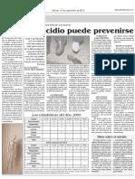 p16 suicidio