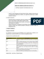 Laboratorio de Comunicacion de Datos 3 Mac y Llc