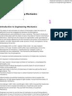 Engg Mechanics