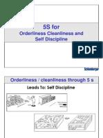 5 S Presentation - New
