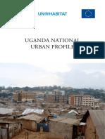 Uganda National Urban Profile
