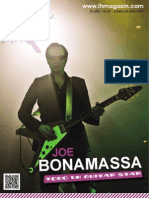LH Magazin Music Joe Bonamassa-Betty y La Curta Pared