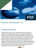 Cotización Internacional