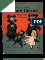 Three Bears by W.W. Denslow (1903 NY)