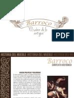Barroco, Presentacion