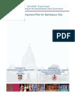 City Development Plan for Sambalpur City
