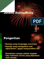 Juvenil Delinquency