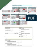 Calendario 2012-13 eus