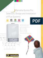 QuintaPRO Flue Brochure