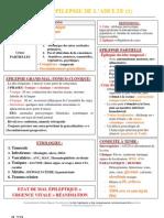 FII-235 EPILEPSIE DE L'ADULTE