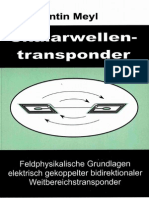 Prof. Konstantin Meyl - Skalarwellentransponder (InhaltsVZ)