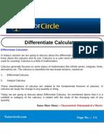 Differentiate Calculator