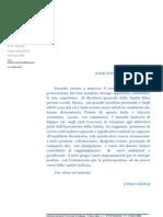 Saluto Gilotta e Breve Relazione[1]