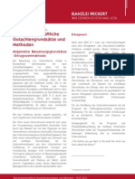 NICKERT-Whitepaper Betriebswirtschaftliche Gutachtengrundsätze und Methoden