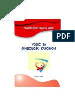 Vodic za ginekoloski karcinom