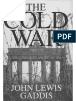 John Gaddis, A History of the Cold War