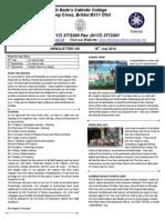 Newsletter 145 - 18.07.12
