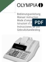 CPD 3212 5212 User Manual