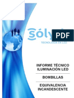 Catalogo Bombillas led