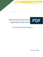 ManualCorreoElectronicoSeguro_1.0