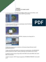 Belajar Swansoft CNC